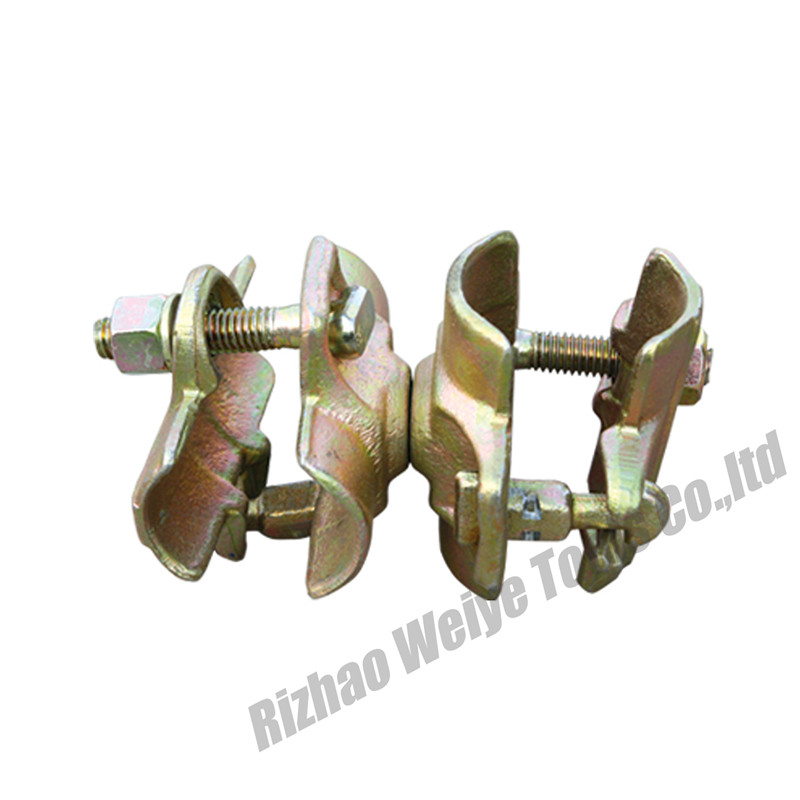 Italian Forged Swivel Coupler