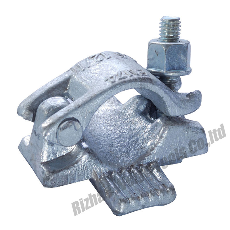 Half wedge coupler