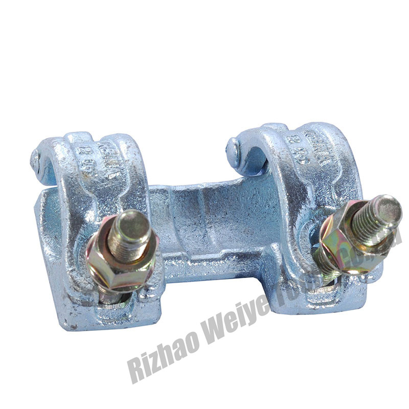 Forged sleeve coupler
