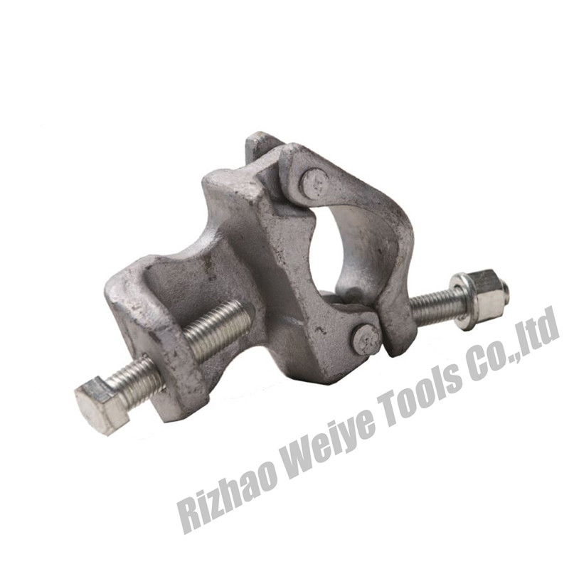 Fixed girder coupler