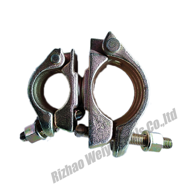 48.3*60mm forged swivel coupler