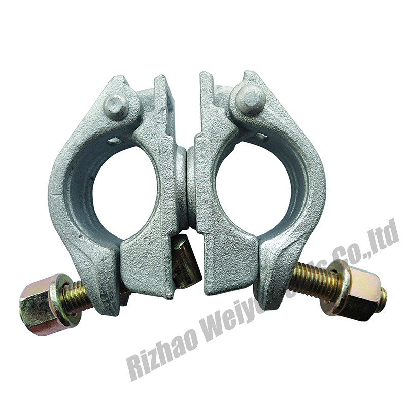 Forged swivel coupler EN74-1BB