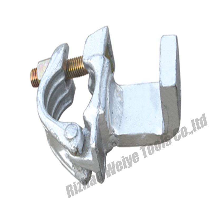 Single coupler welded L plank