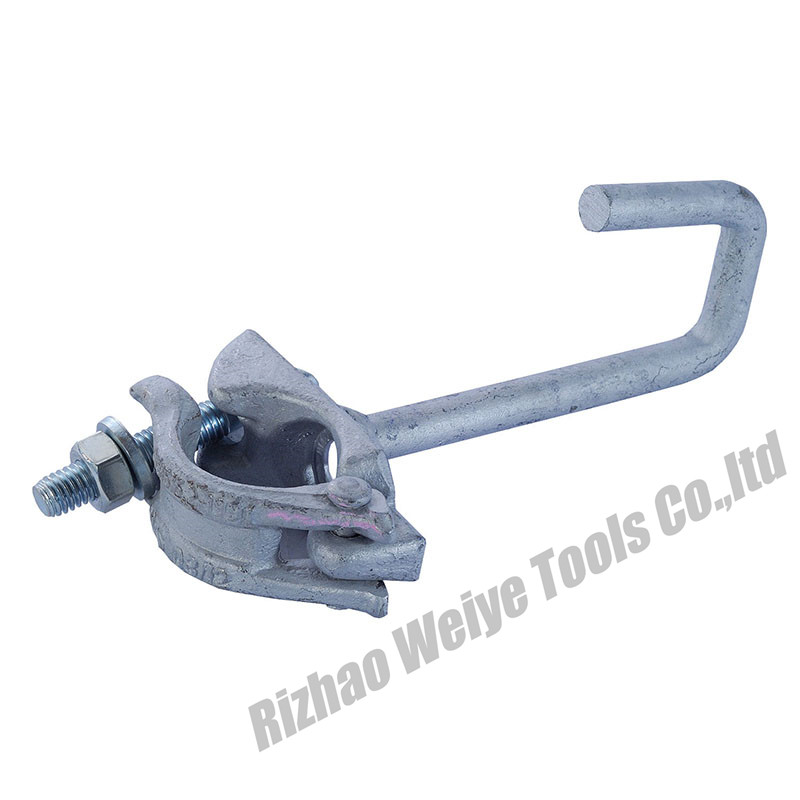 Forged hook coupler